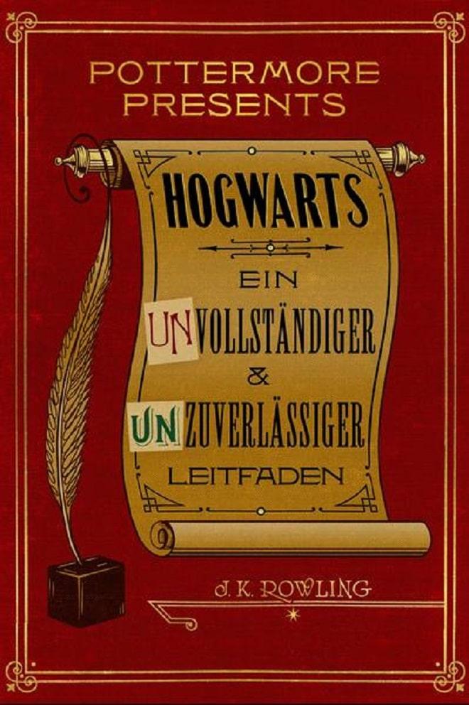 Hogwarts, ist ein Buch welches für jeen eingefleischten Fan ein Muss ist. Lerne Hogwarts kennen und erfahre neue Fakten und Informationen.