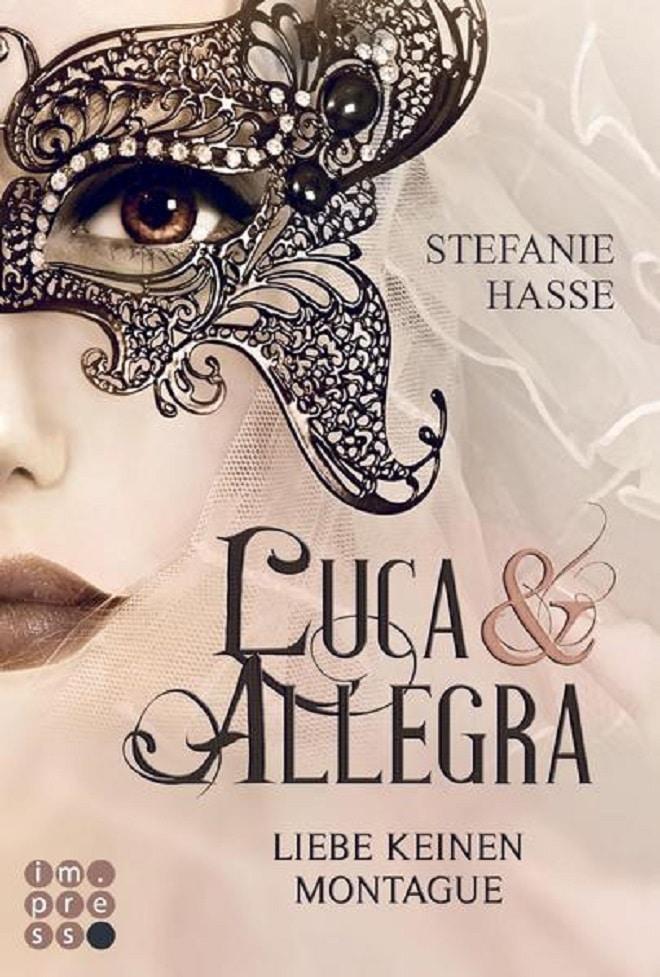 Luca & Allegra 1 ist eine Symbiose für alle Verliebten und solche die Romeo und Julia von Shakespear lieben! Ein Frauenroman zum träumen...