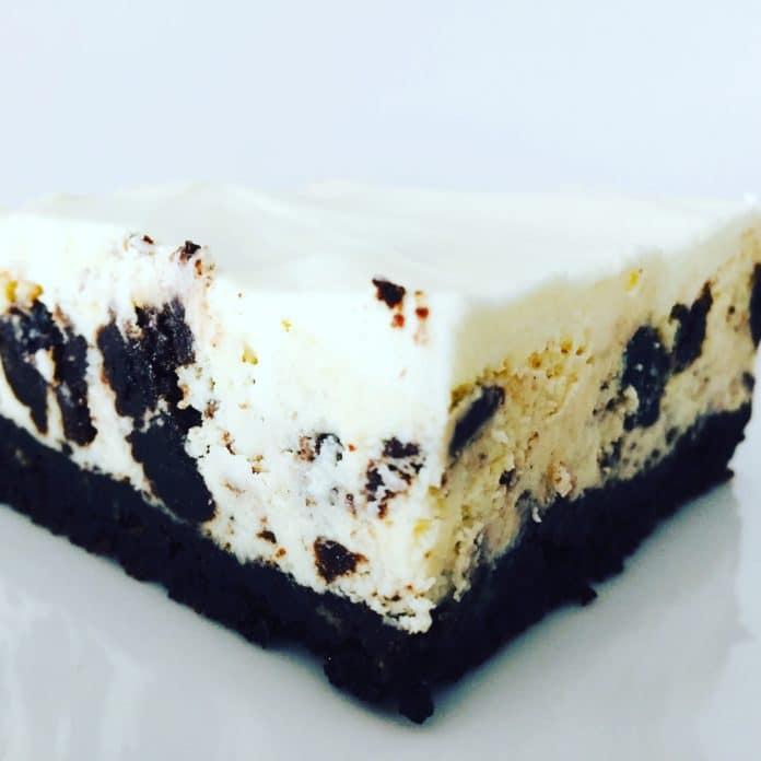 Oreo Cheesecake Mit Schmandhaube Lovelyliciousme