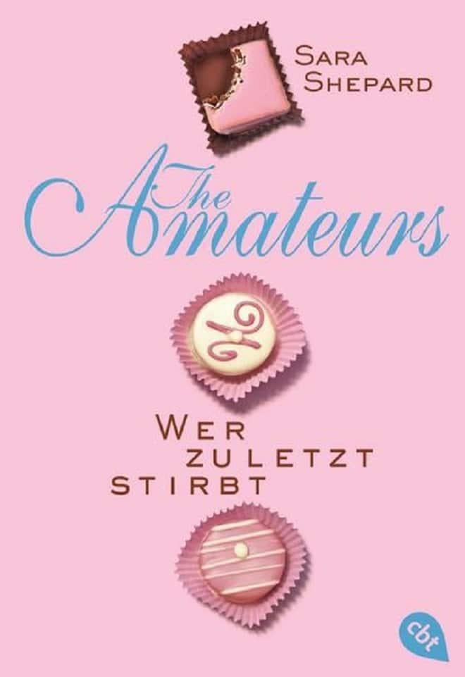 The Amateurs ist die neustes Reihe von Sara Shephard. 5 Jugendliche versuchen den Mord an einem Mädchen zu lösen. Einen offenen Fall abschließen.