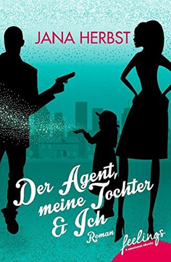 Der Agent, meine Tochter und ich ist ein lustiger Frauenroman, mit wunderbaren Proatgonisten und einer grandiosen Story. Es versüßt die Sommerzeit!