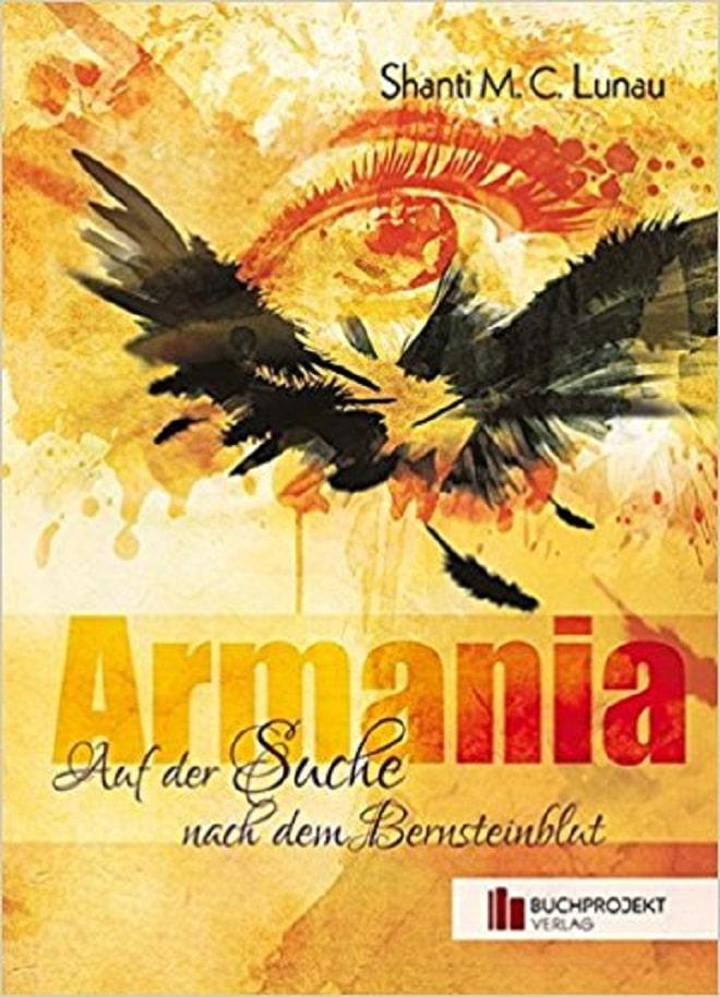 Armania, ist ein Buch über das Suchen und Finden des geheimnissvollen Bernsteinblutes. Ein Buch welches uns auf eine spannende Reise mitnimmt.