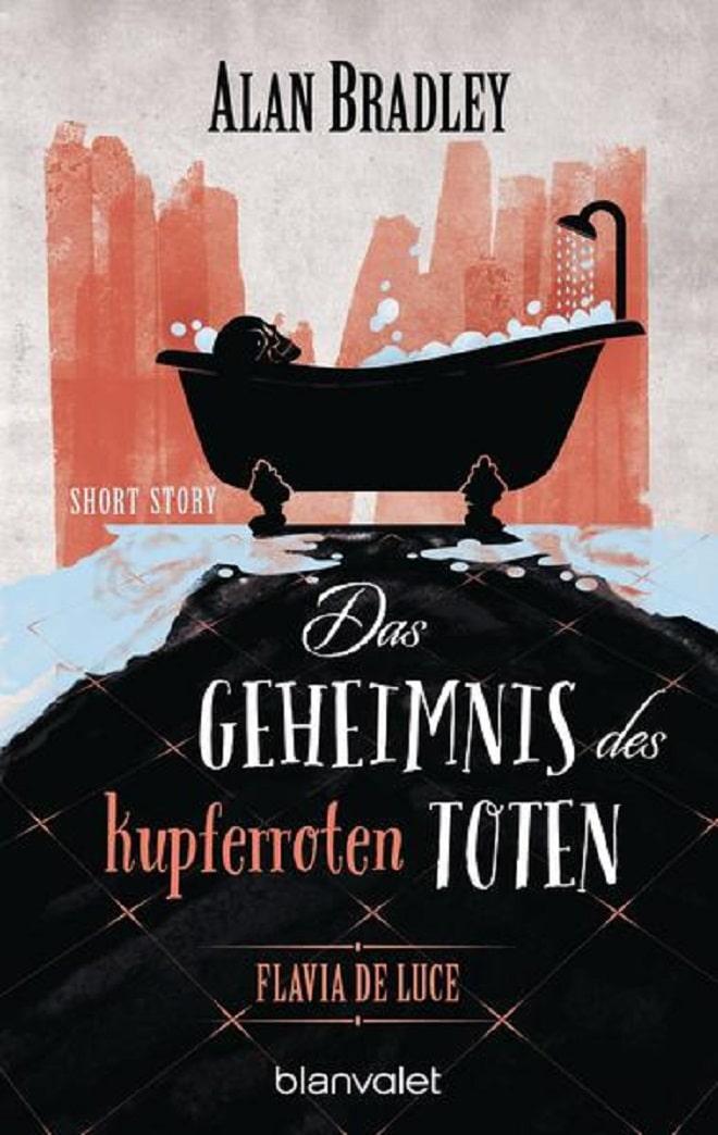 Das Geheimnis des kupferroten Toten ist eine Kurzgeschichte ganz dem Gusto von Flavia de Luce. Sehr zu empfehlen, für Neueinsteiger dieser Reihe.
