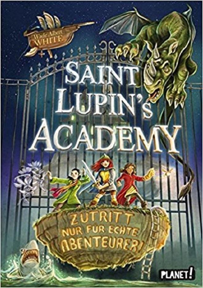 Saint Lupin´s Academy, ist ein wirkliches Buch für jeden Abenteurer, der sich auf die Reise begeben will um etwas großes zu entdecken.