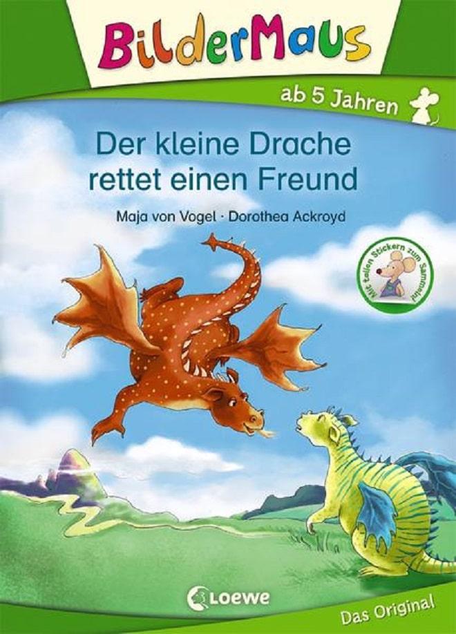 Der kleine Drache rettet einen Freund ist ein wunderschönes Buch über die Freundschaft und das anderssein. Anderssein ist gut!