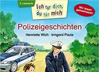 Ich für dich, du für mich - Polizeigeschichten ist ein Buch für die ersten Leseschritte. Förderung des gemeinsamen lesens.