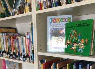 Das greifbare Buch für alle Kinder zugänglich zu machen. In Form von Bibliotheken!