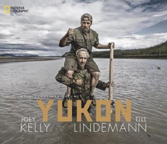 Yukon ist ein wunderschöner Bildband, welcher von zwei Künstlern ins Leben gerufen wurde.