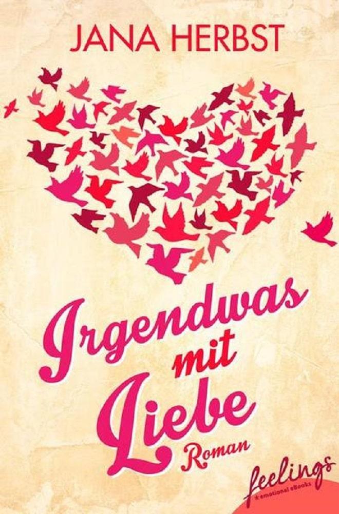 Irgendwas mit Liebe ist ein wunderbares und wirklich sehr zu empfehlendes Buch! Eines was den Tag versüßt und die Nächste zu kurz werden lässt.