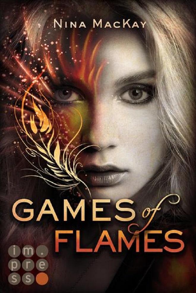 Games of flames entführt ins in die Welt der Phönixe. Tolle Protagonisten, ein toller Storyauftakt und viel Feuer erwarten den Leser.