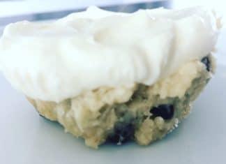 Cookie Dough Cheesecake macht süchtig! Süß trifft auf cremig.
