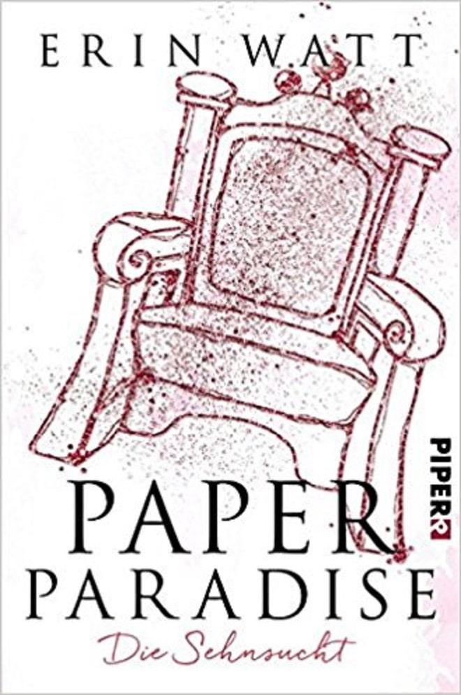 Paper Paradise ist das finale Buch der Paper Reihe. Es löst alle offenen Fragen und ist der Schlüssel für die anderen Bände.