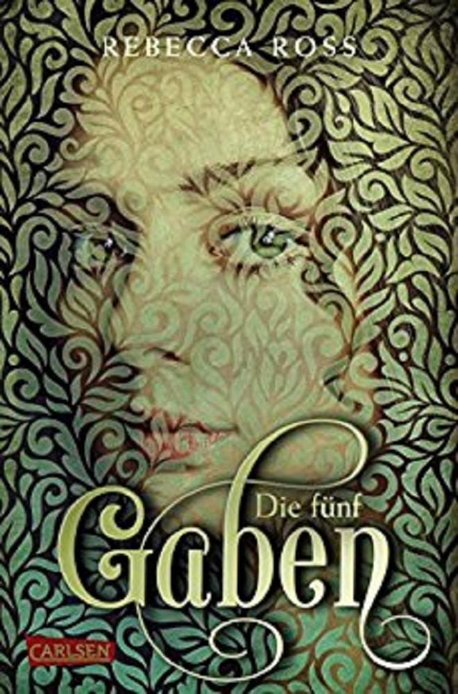 Die fünf Gaben ist eine Reise in eine mittelalterliche Fantasywelt, die einen in ihren Bann zieht.