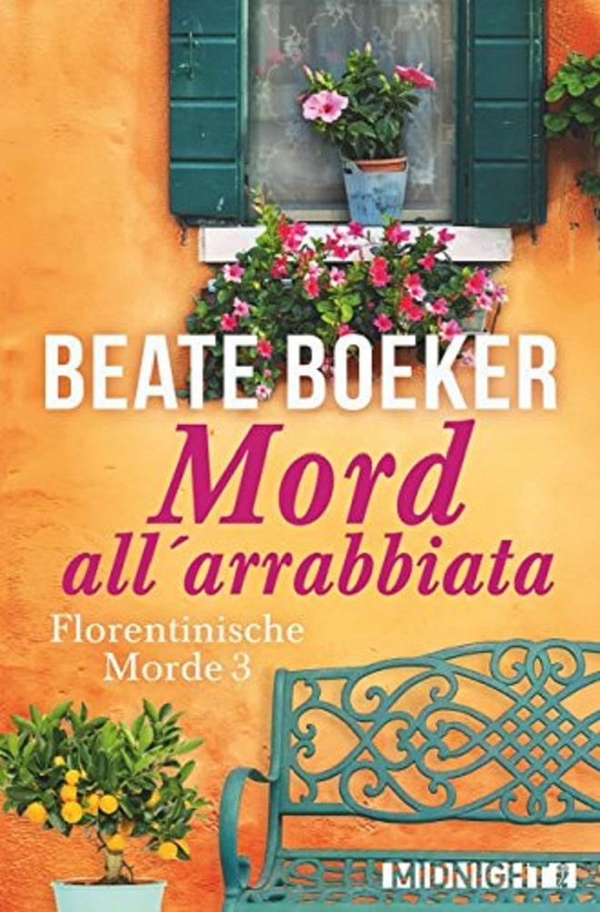 Mord all´ arrabbiata ist das Neuste Werk von Beate Boeker mit der skuril sympathischen Mantoni Familie, rund um Carlina und Stefano. Mord scharf gewürzt!