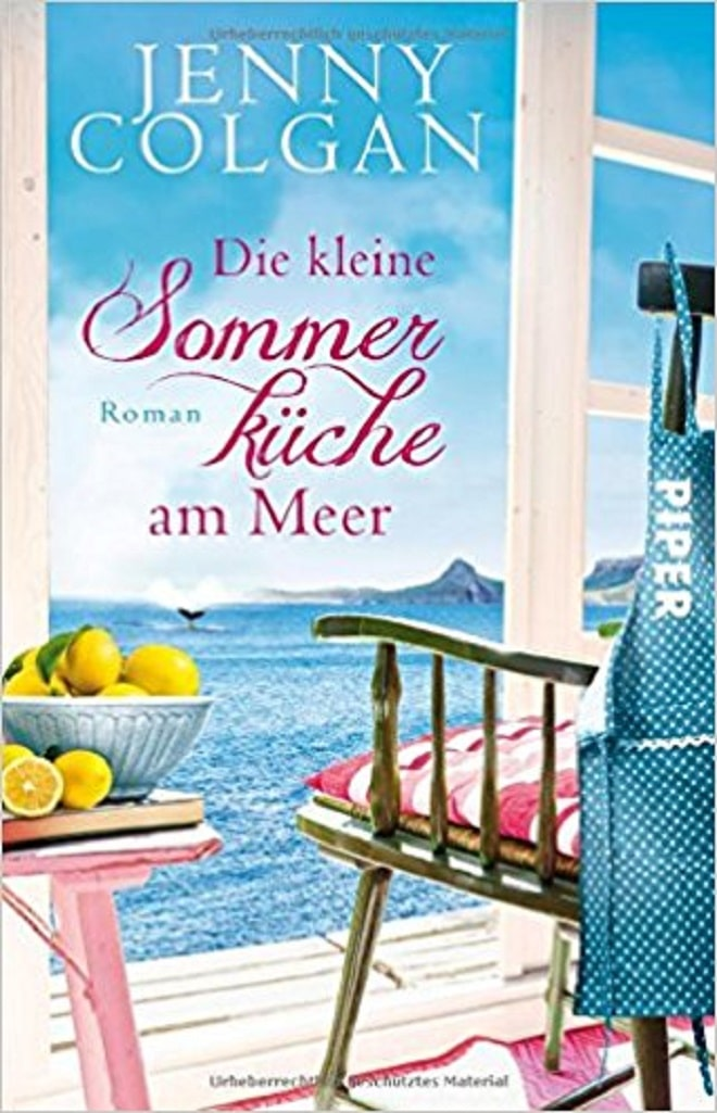 Die kleine Sommerküche am Meer, ist ein wunderschöner Roman, über die Heimat, die eigenen Wurzeln, das Wir- Gefühl, die Natur und das Essen.