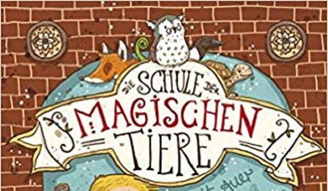 Die Schule der magischen Tiere birgt ein Geheimnis. Den jeder Schüler dort hat einen besten Freund, ein sprechendes Tier.