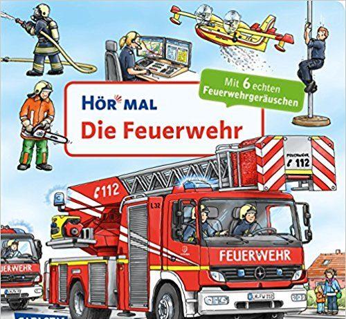Die Feuerwehr ist ein wunderbares Kinderbuch, da es das Kind mit tollen Sounds bespasst und gleichzeitig zur Selbstständigkeit anregt!