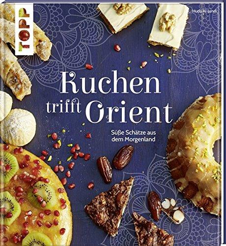 Kuchen trifft Orient, spielt mit Geschmäckern, Gewürzen, exotischen Zutaten und ganz viel Liebe. Es entführt einen in 1001 Nacht!