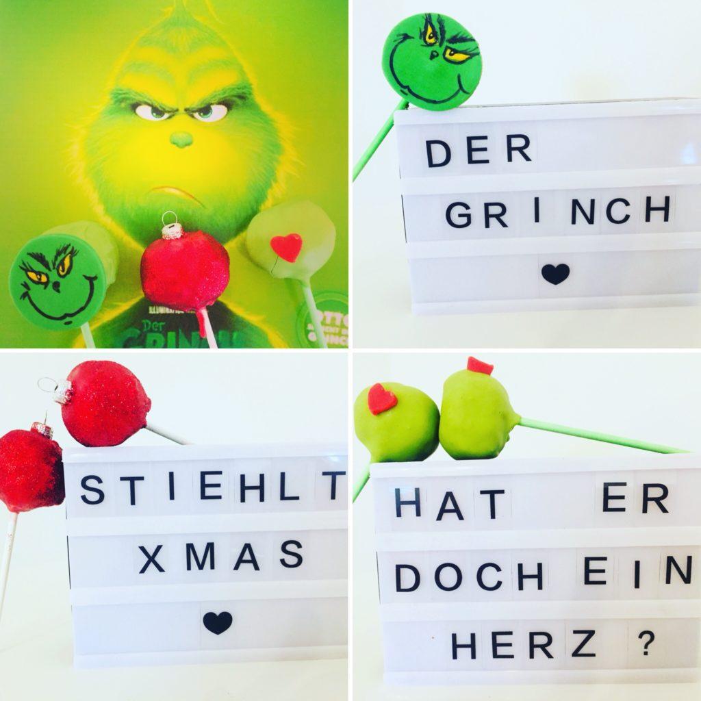 The Grinch als Comicadaption mit der Stimme von Otto Waalkes als Der Grinch.